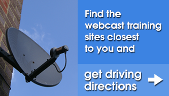 Click here to view a listing of Early Childhood webcast sites and directions