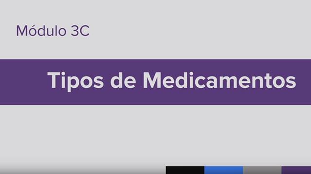 Entrenamiento para la Administración de Medicamento (MAT), Vídeo 3c