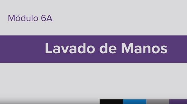 Entrenamiento para la Administración de Medicamento (MAT), Vídeo 6a